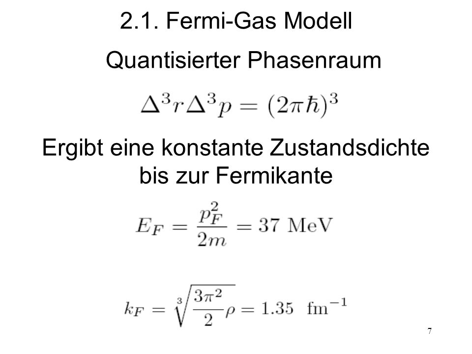Quantisierter Phasenraum