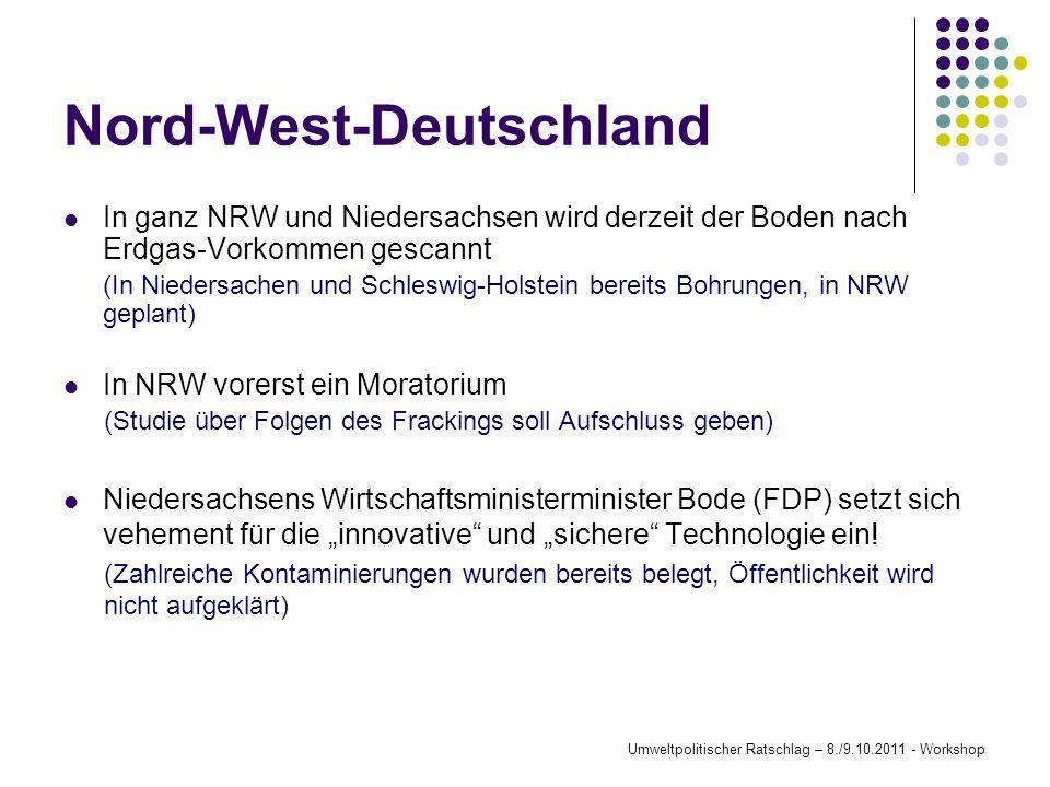 Nord-West-Deutschland