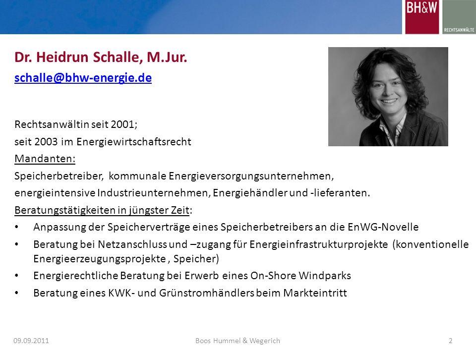 Dr. Heidrun Schalle, M.Jur.