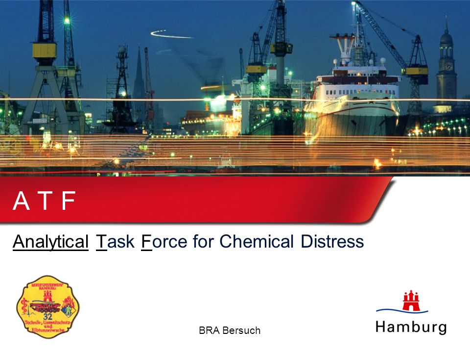 Analytical Task Force for Chemical Distress