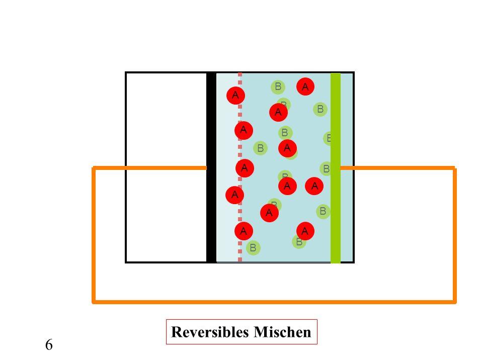 A B Reversibles Mischen 6