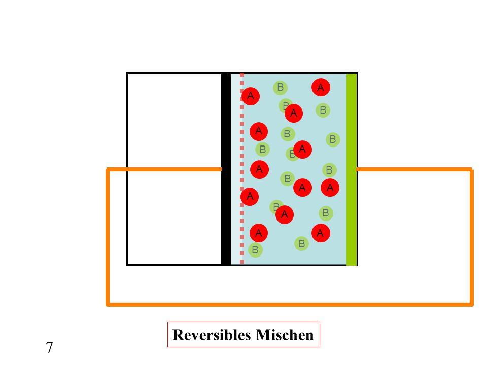 A B Reversibles Mischen 7