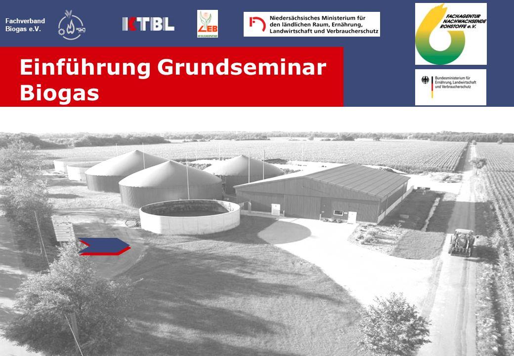 Einführung Grundseminar Biogas