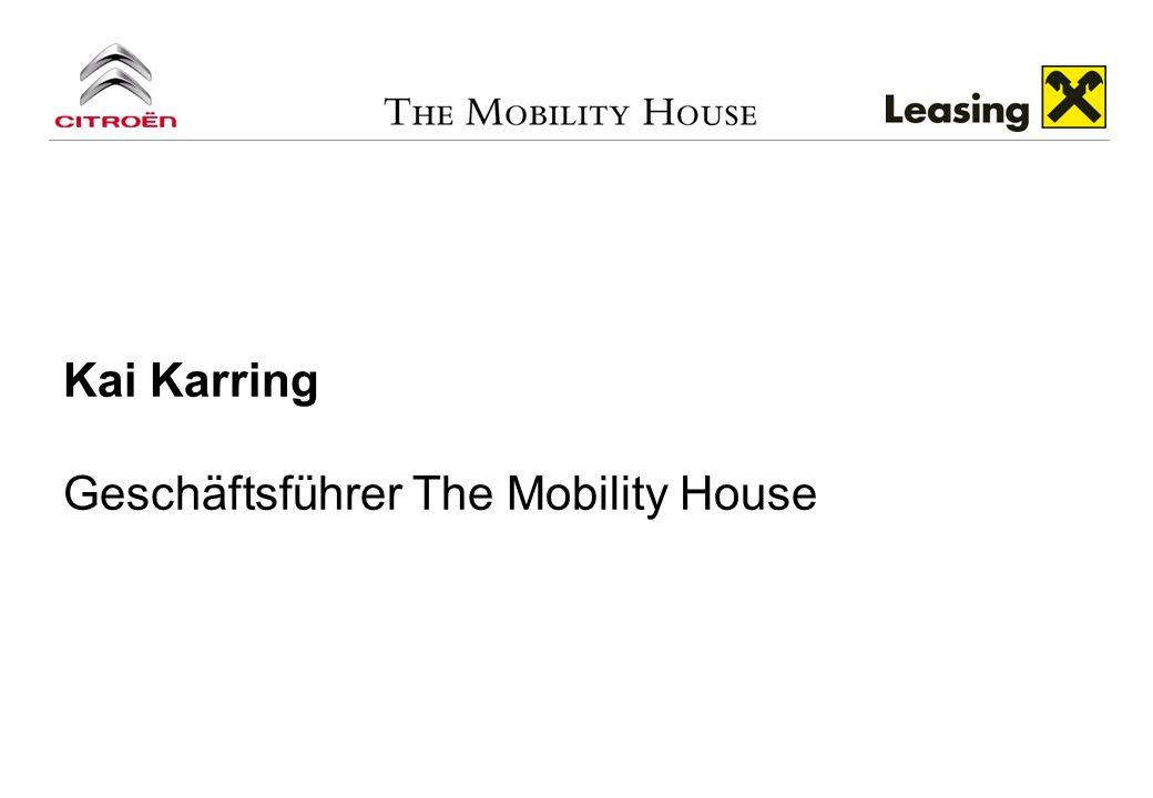 The Mobility House etabliert seine Partner als Mobilitätsdienstleister