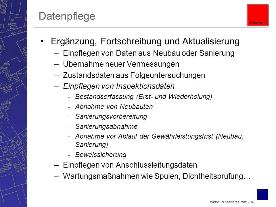 Barthauer Software GmbH 2007