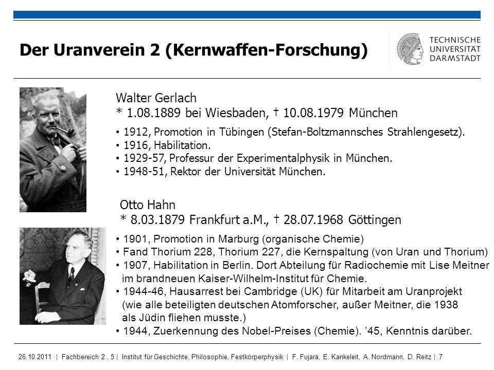 Der Uranverein 2 (Kernwaffen-Forschung)