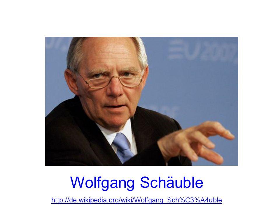 Wolfgang Schäuble http://de.wikipedia.org/wiki/Wolfgang_Sch%C3%A4uble