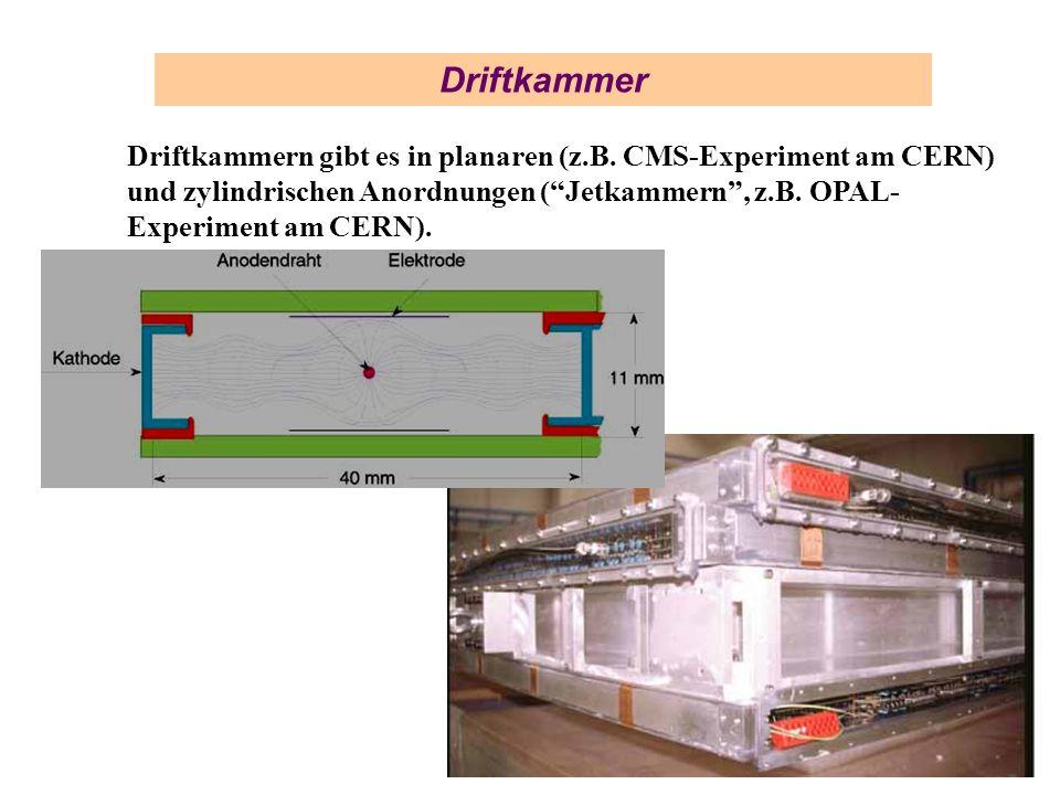 Driftkammer