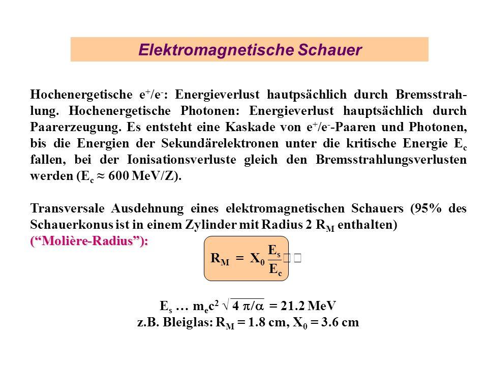 Elektromagnetische Schauer