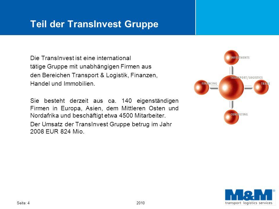 Teil der TransInvest Gruppe