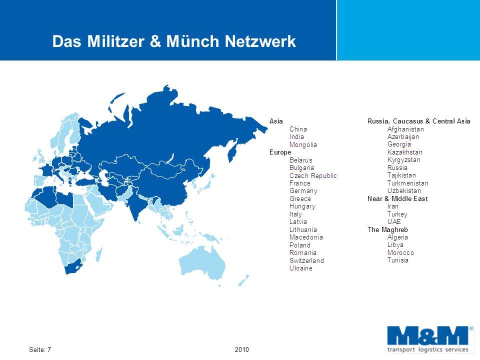 Das Militzer & Münch Netzwerk