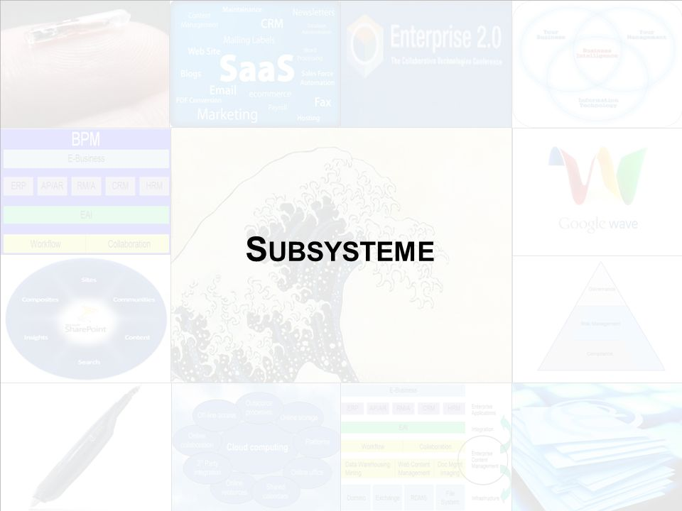 Subsysteme