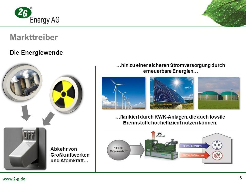 …hin zu einer sicheren Stromversorgung durch erneuerbare Energien…