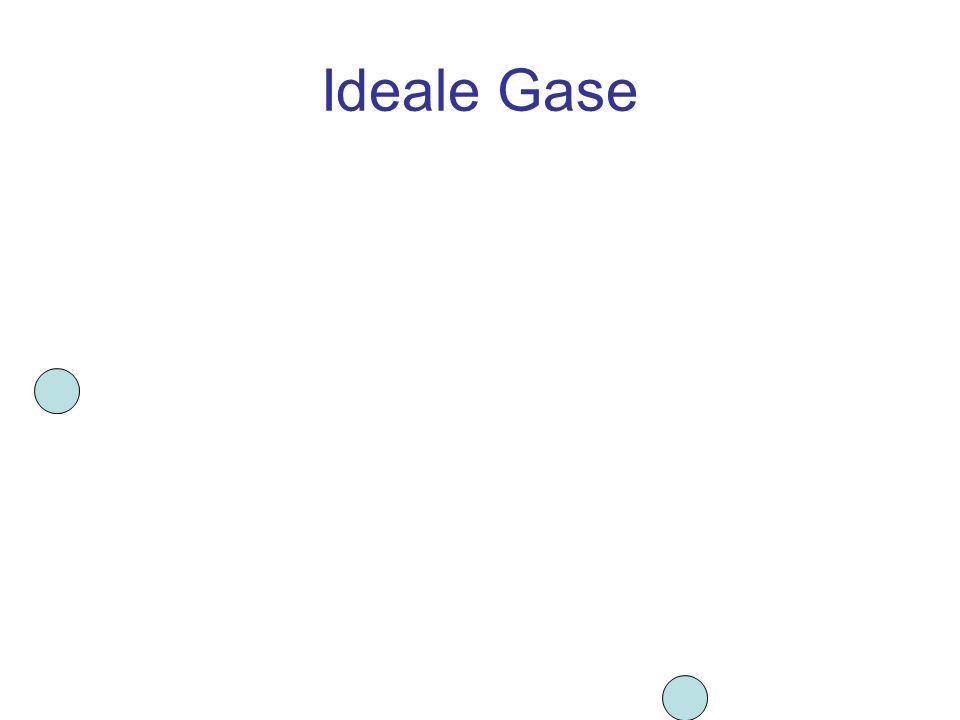 Ideale Gase