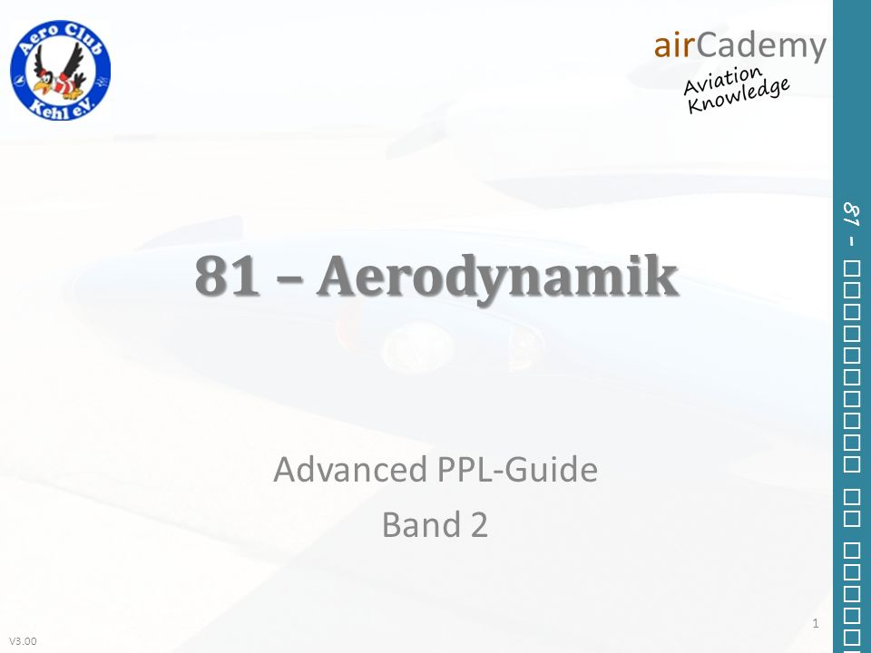 Advanced PPL-Guide Band 2