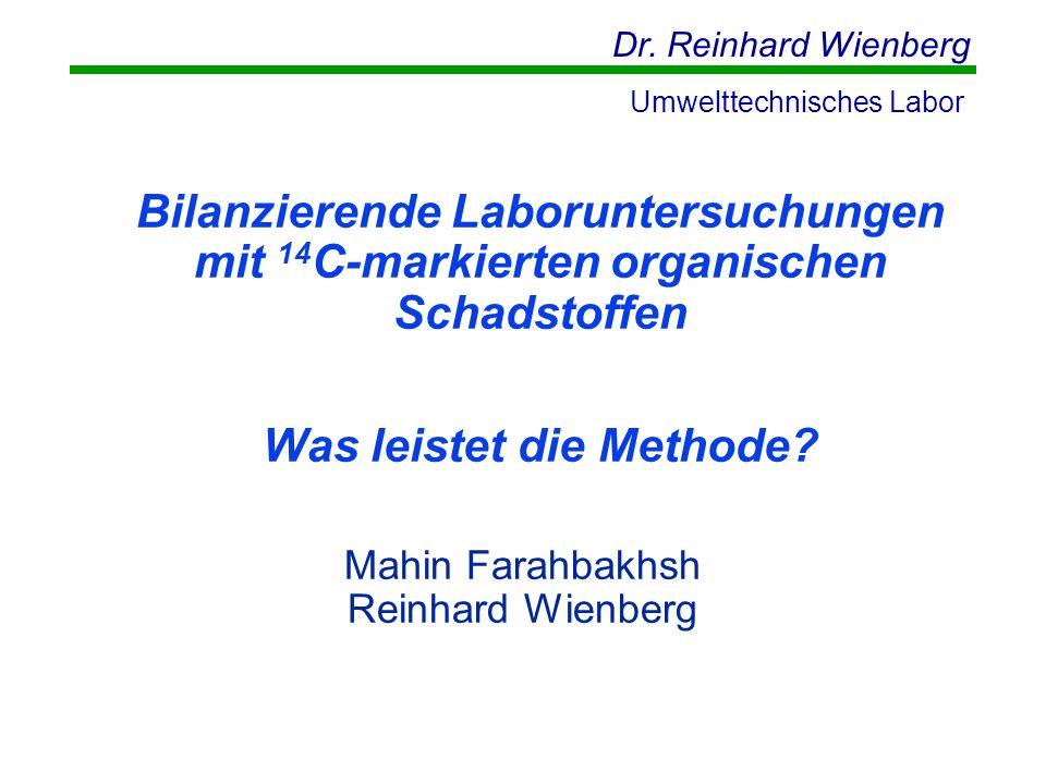 Mahin Farahbakhsh Reinhard Wienberg