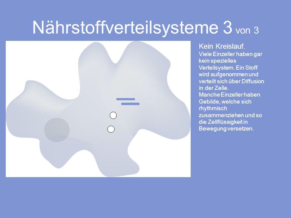 Nährstoffverteilsysteme 3 von 3