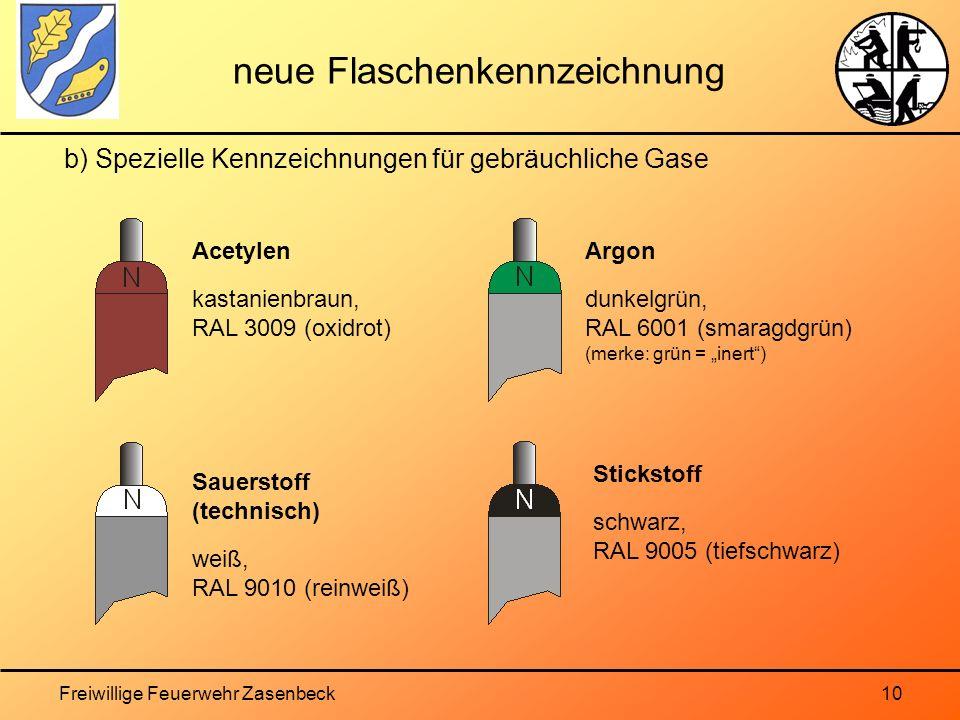 neue Flaschenkennzeichnung