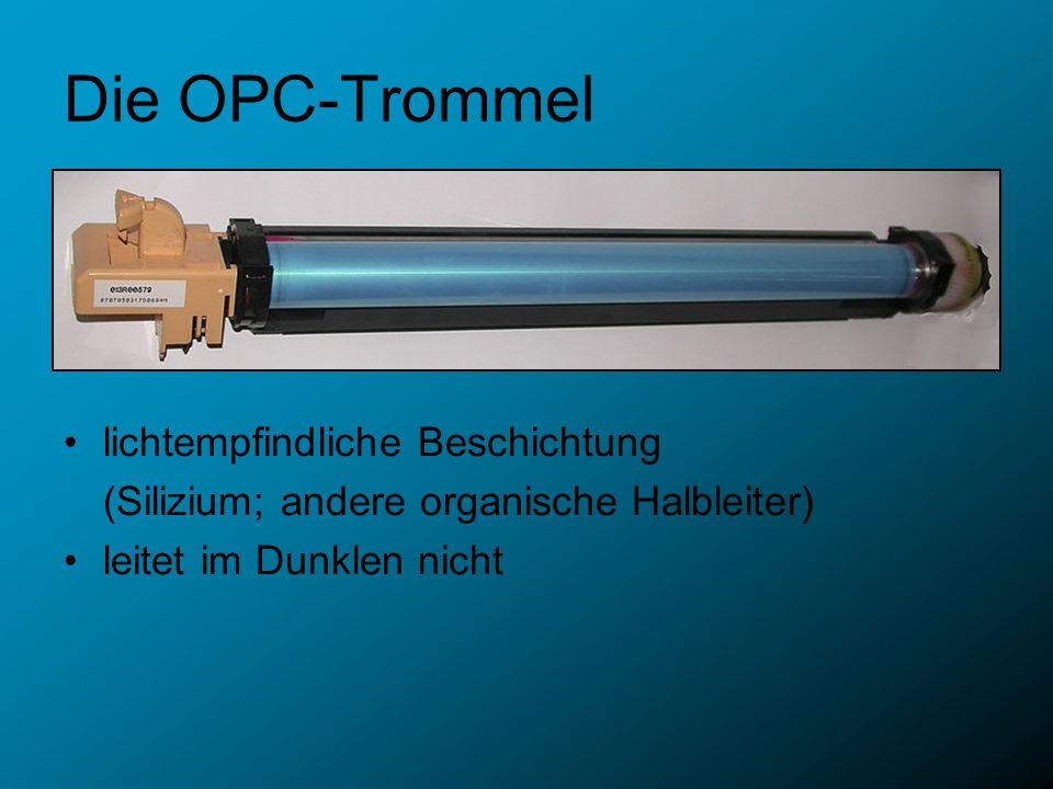 Die OPC-Trommel lichtempfindliche Beschichtung