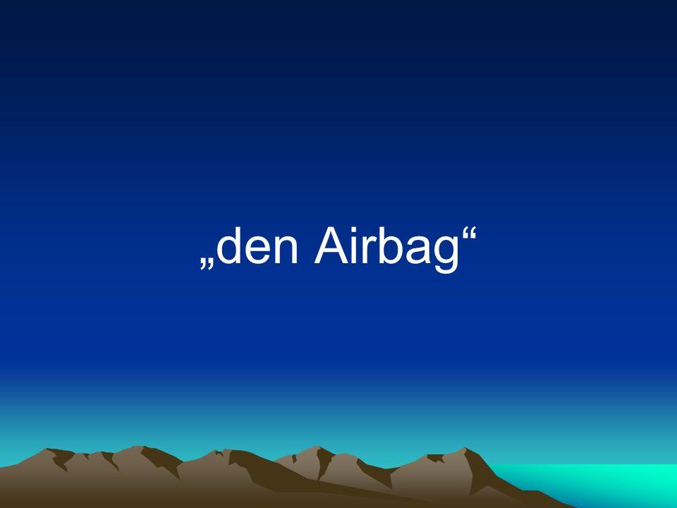 """""""den Airbag"""