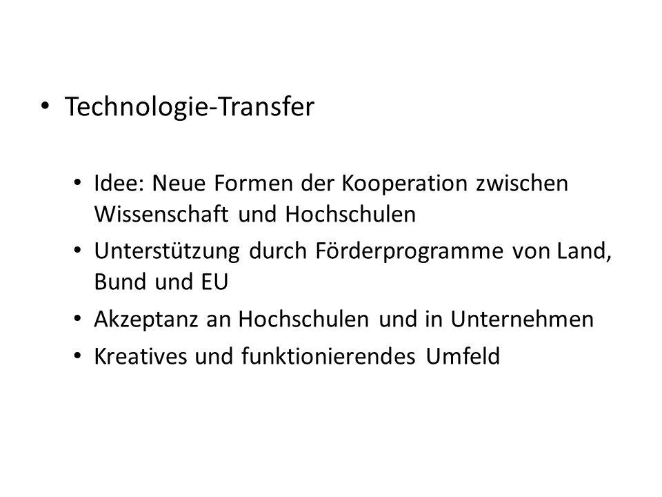 Technologie-Transfer