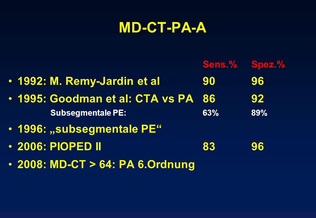 MD-CT-PA-A 1992: M. Remy-Jardin et al 90 96