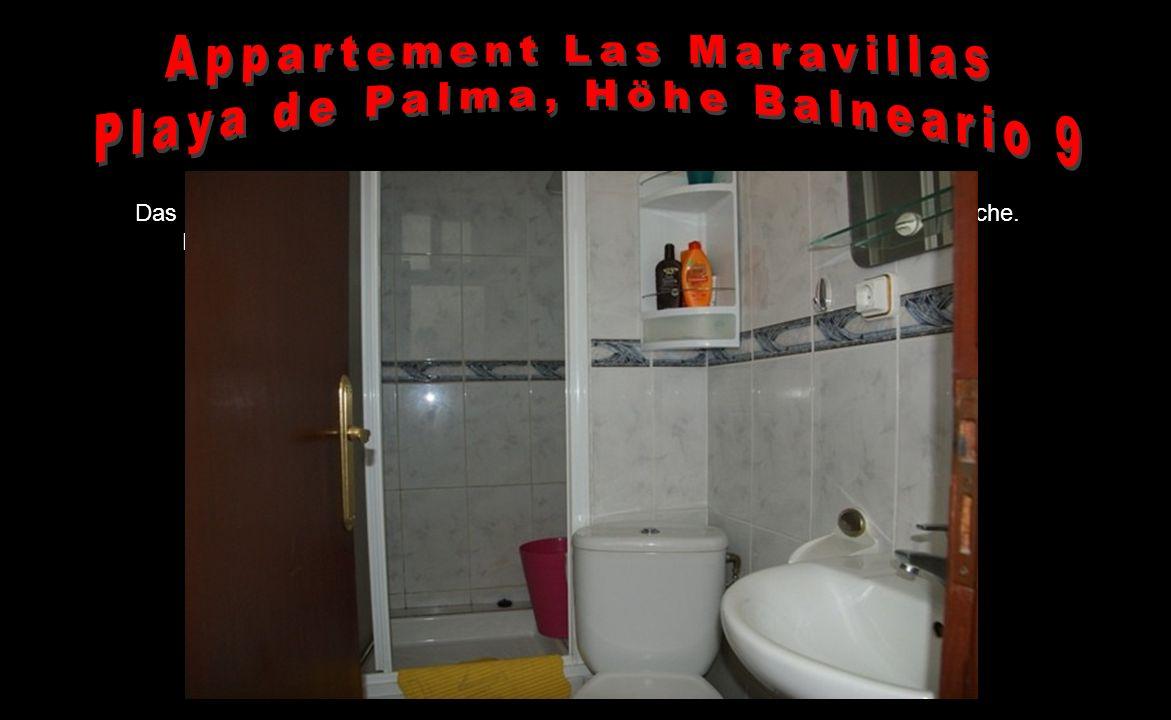 Appartement Las Maravillas Playa de Palma, Höhe Balneario 9