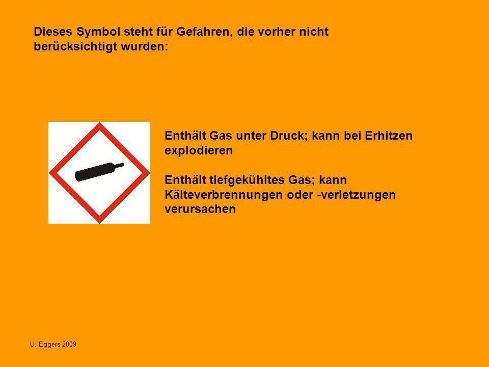 Enthält Gas unter Druck; kann bei Erhitzen explodieren