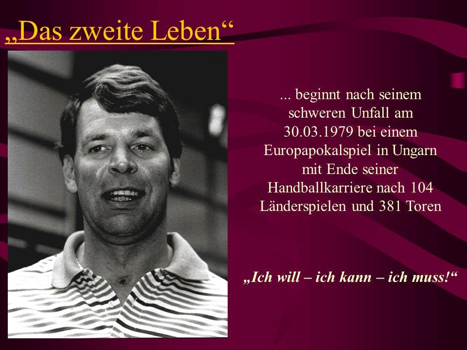 """""""Ich will – ich kann – ich muss!"""
