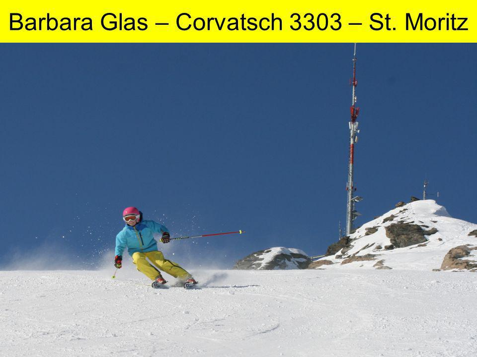 Barbara Glas – Corvatsch 3303 – St. Moritz