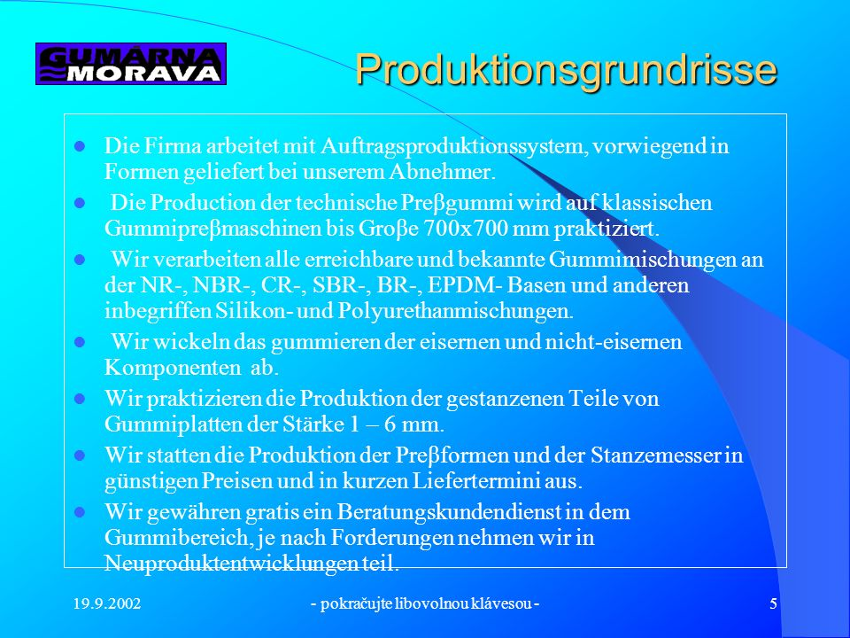 Produktionsgrundrisse