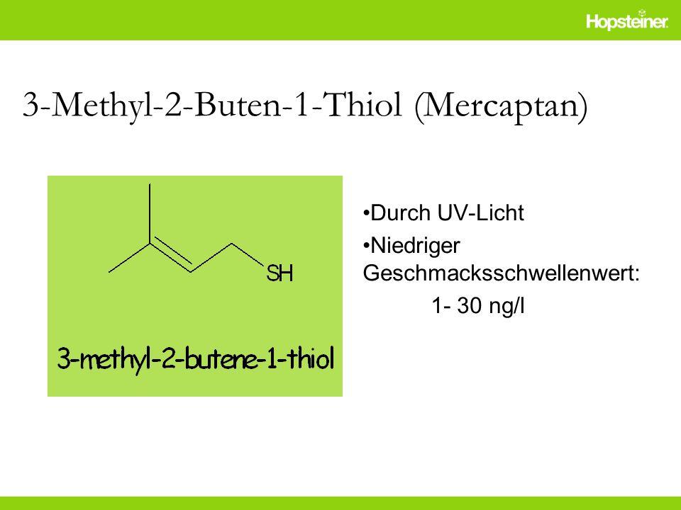 3-Methyl-2-Buten-1-Thiol (Mercaptan)