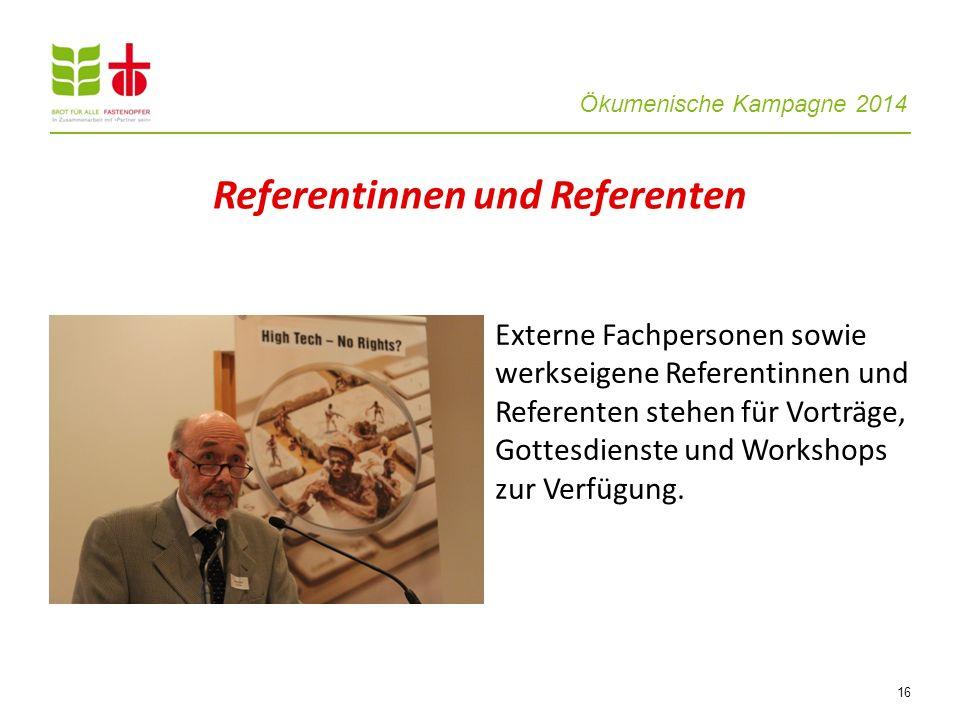 Referentinnen und Referenten
