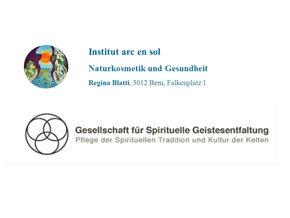 Institut arc en sol Naturkosmetik und Gesundheit