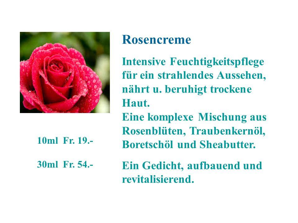 Rosencreme