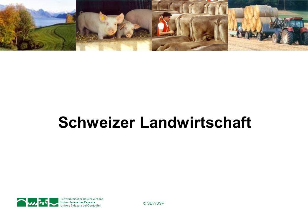 Schweizer Landwirtschaft