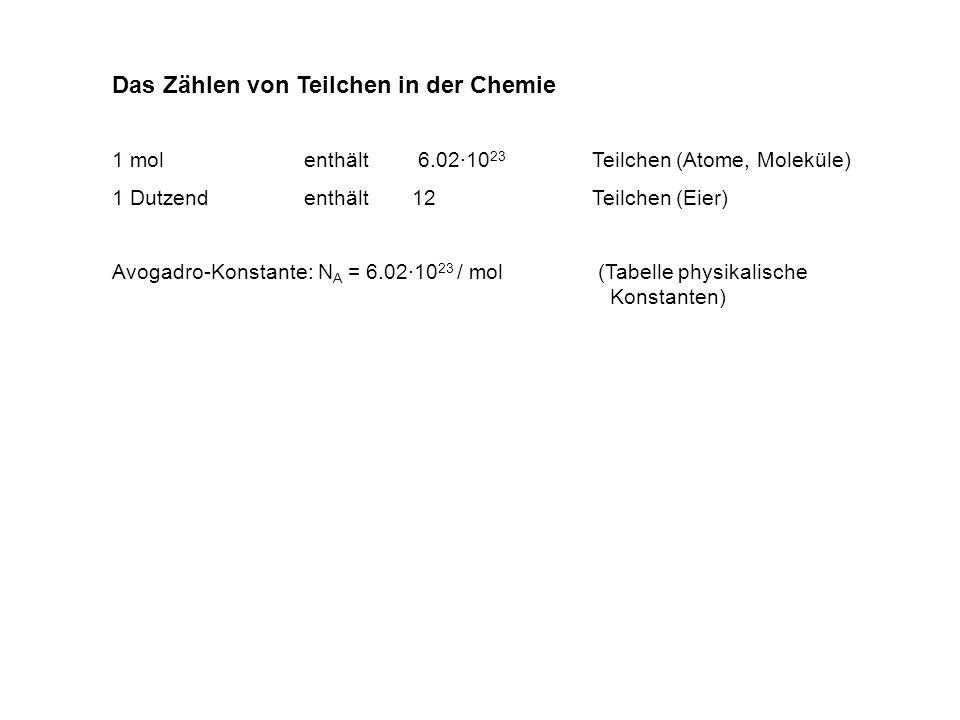 Tolle Maulwurf Moleküle Und Gramm Arbeitsblatt Antworten ...