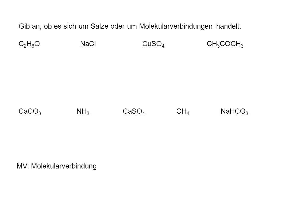 Schön Namensgebung Molekulare Verbindungen Arbeitsblatt Fotos ...
