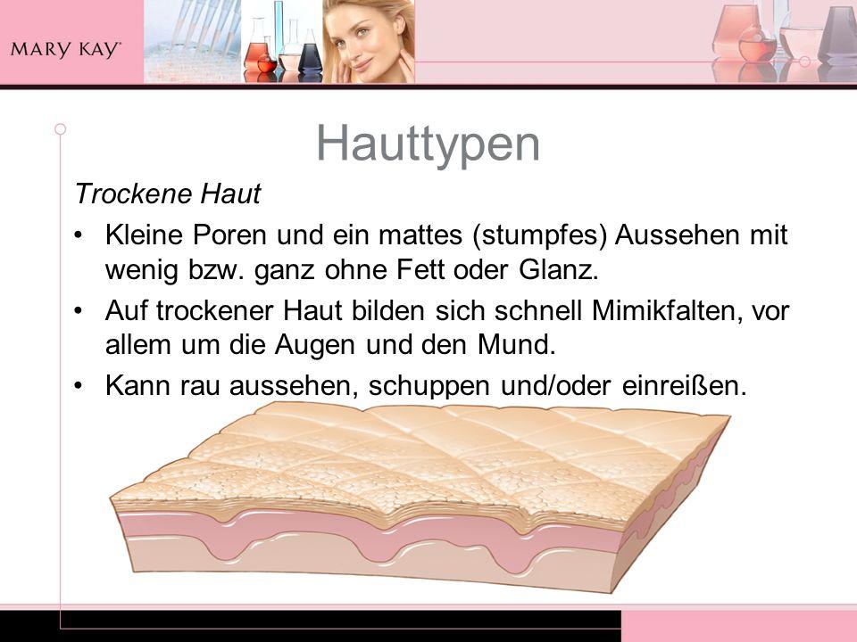 Hauttypen Trockene Haut