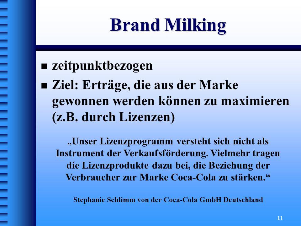 Stephanie Schlimm von der Coca-Cola GmbH Deutschland