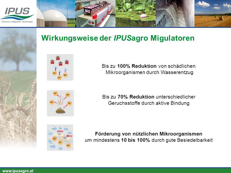 Förderung von nützlichen Mikroorganismen