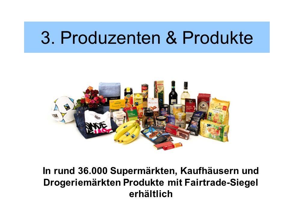 3. Produzenten & Produkte