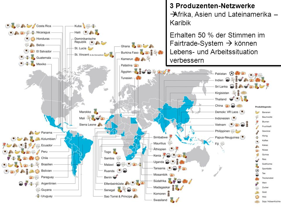 3 Produzenten-Netzwerke