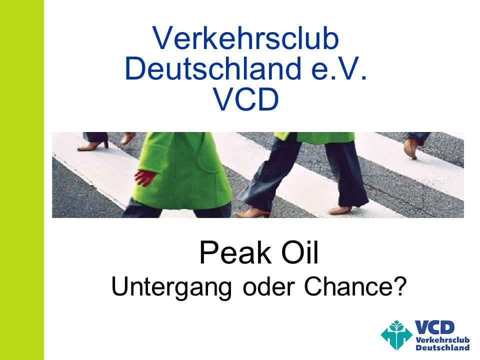 Verkehrsclub Deutschland e.V. VCD