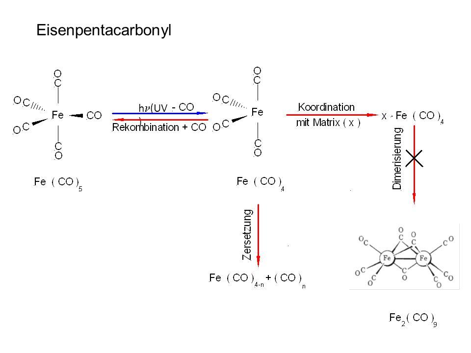 Eisenpentacarbonyl hn(UV)