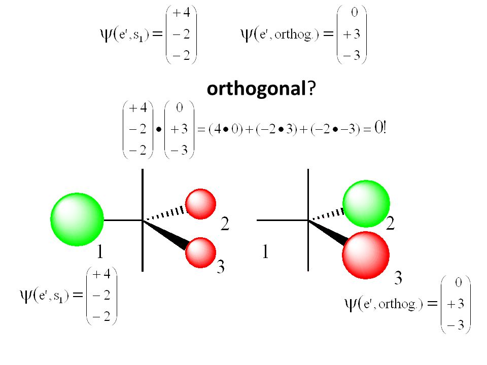orthogonal