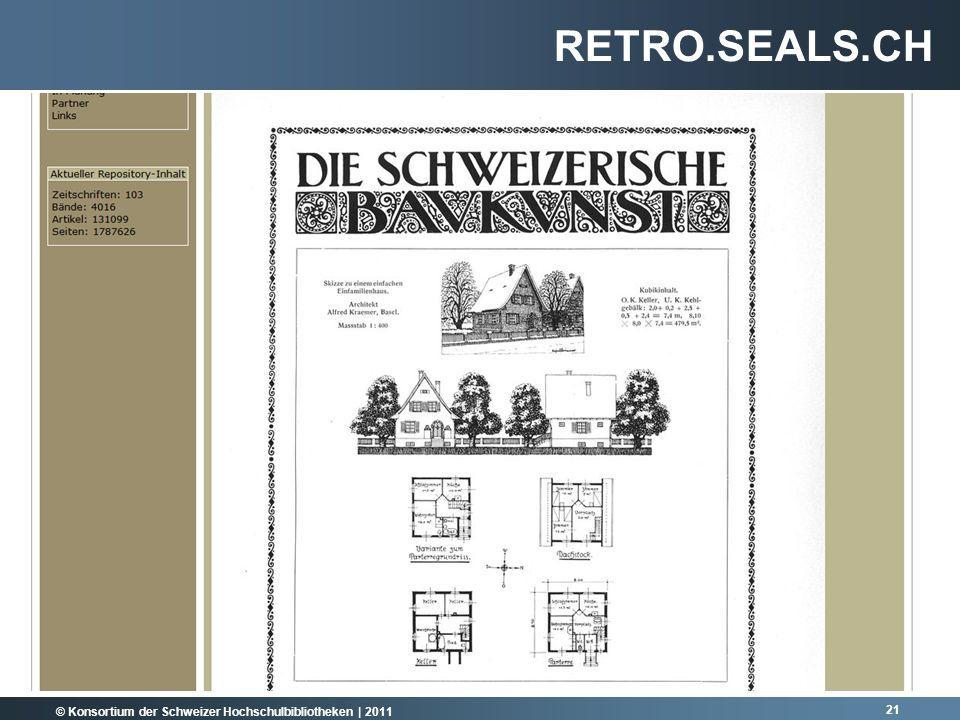 Retro.seals.ch