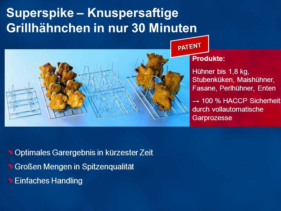 Superspike – Knuspersaftige Grillhähnchen in nur 30 Minuten
