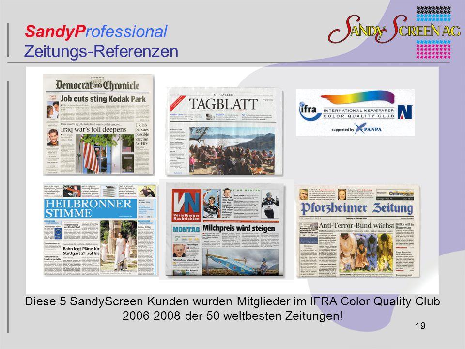 2006-2008 der 50 weltbesten Zeitungen!