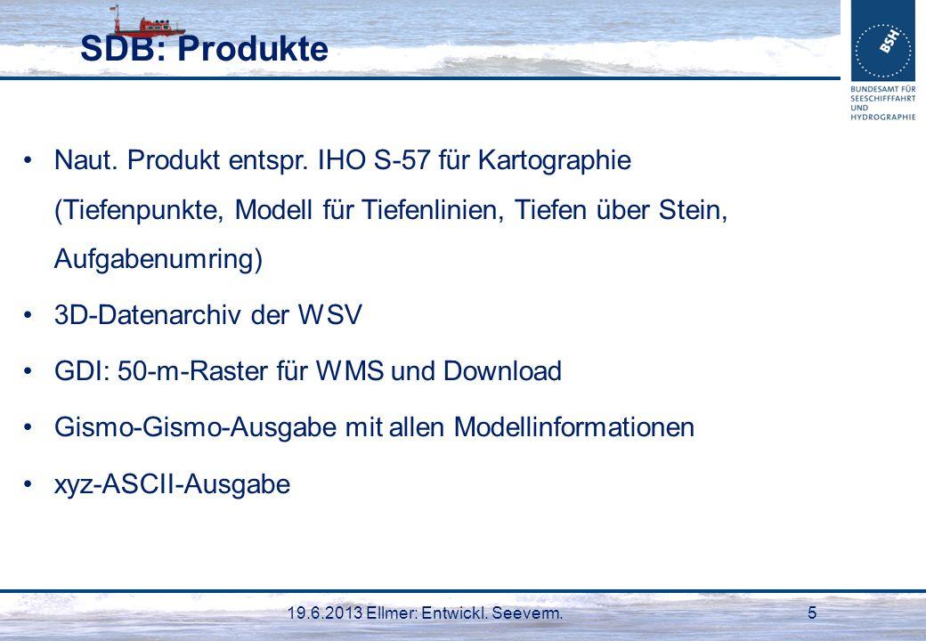 19.6.2013 Ellmer: Entwickl. Seeverm.